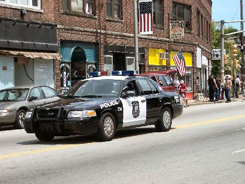 Cruiser 774 2004 Ford Crown Victoria Police Interceptor, Retired 2010