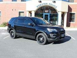 Cruiser 166 2016 Ford Interceptor Utility - Traffic Unit