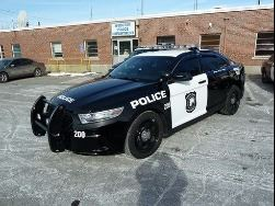 Cruiser 200 2013 Ford Interceptor Sedan