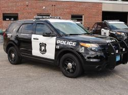 Cruiser 538 2015 Ford Interceptor Utility