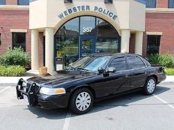 Cruiser 241 2011 Ford Crown Victoria Police Interceptor (Former Cruiser 537), Assigned 2016