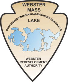 Webster Redevelopment Authority Logo