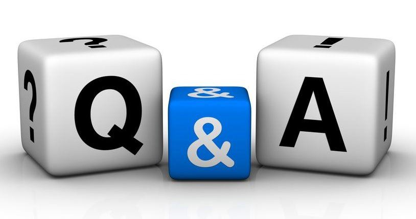 Q and A - cubes